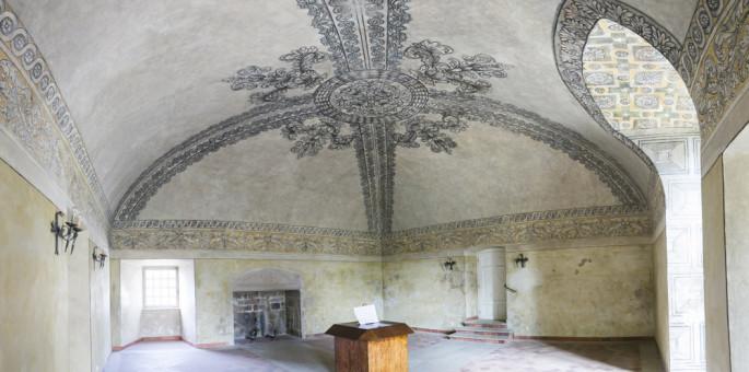 La salle de l echo projet chaise dieu haute loire - Hotel de l echo la chaise dieu ...