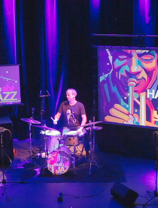 jazzologie - histoire de Jazz